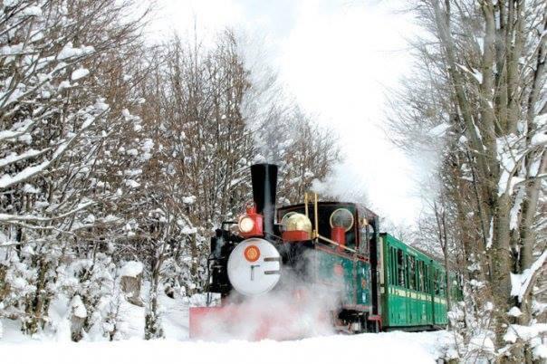 Recorrido del Tren